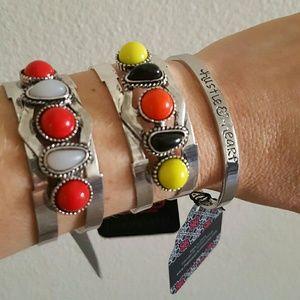 3 new bracelets